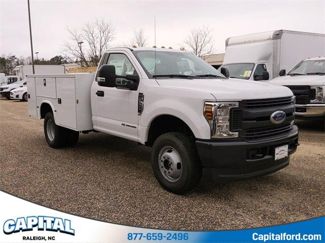 2019 Ford F-350SD 9FT SERVICE BODY Cab/Chassis Slide