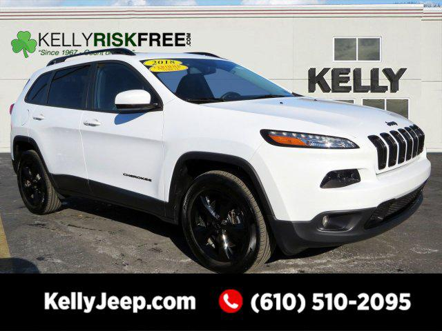 2018 Jeep Cherokee LIMITED SUV Slide