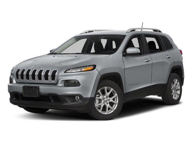 2018 Jeep Cherokee LATITUDE PLUS SUV Slide