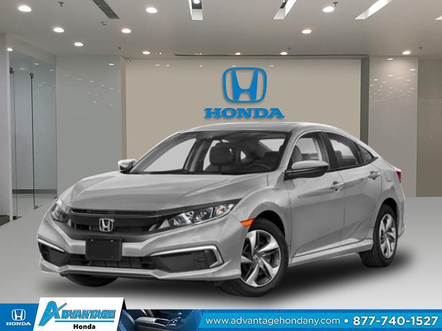 2020 Honda Civic Sedan LX 4dr Car Slide