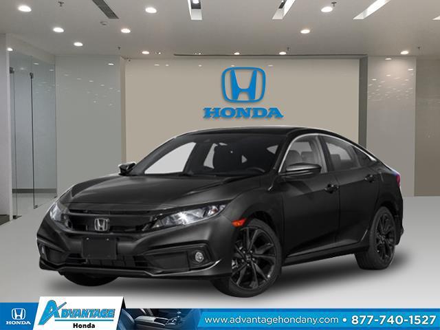 2020 Honda Civic Sedan SPORT 4dr Car Slide