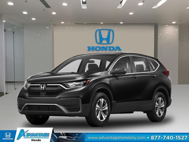 Obsidian Blue Pearl 2020 Honda Cr-V LX SUV Huntington NY