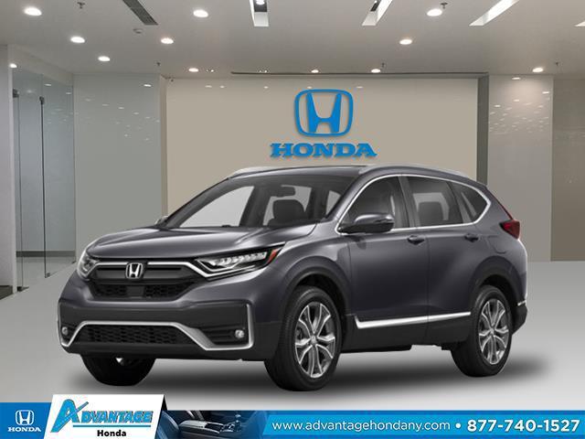 Gray 2020 Honda Cr-V TOURING SUV Huntington NY