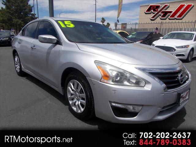 2015 Nissan Altima 2.5 SV for sale in Las Vegas, NV