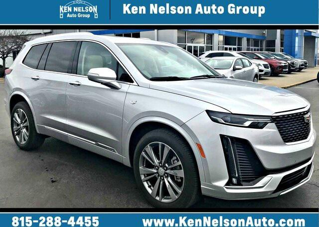 2020 Cadillac Xt6 AWD Premium Luxury for sale near Dixon, IL