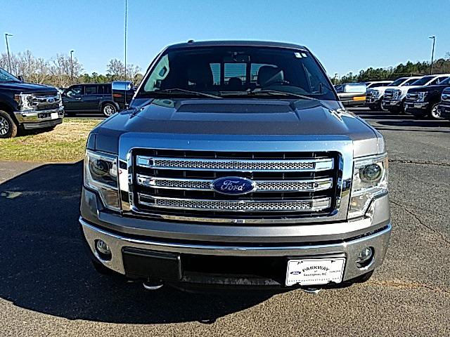 2013 Ford F-150 LARIAT 4D SuperCrew Slide 0