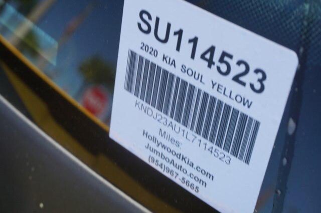 2020 Kia Soul S