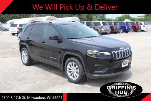 2020 Jeep Cherokee Latitude for sale near Milwaukee, WI