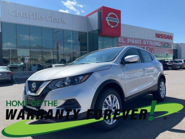 2020 Nissan Rogue Sport S for sale in El Paso, TX