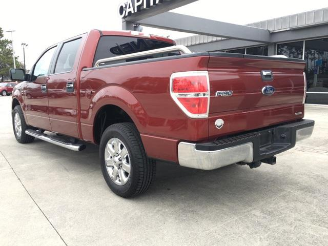 2014 Ford F-150  Crew Pickup Slide