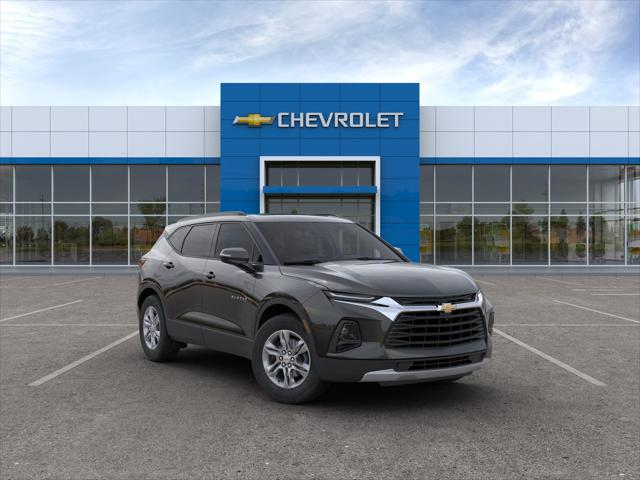 Gray Metallic 2020 Chevrolet Blazer LT SUV Huntington NY