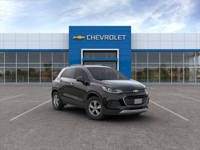 Black Metallic 2020 Chevrolet Trax LT SUV Huntington NY