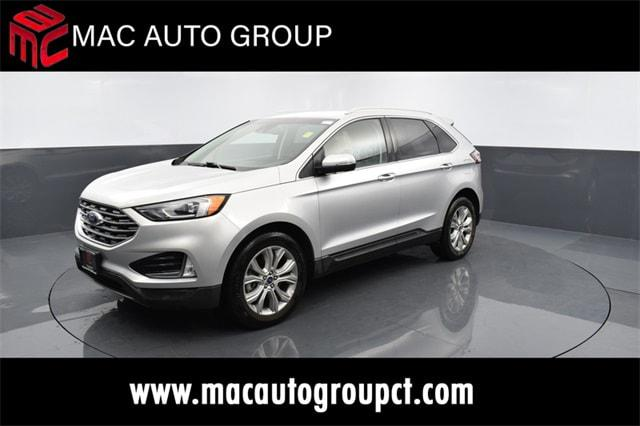 2019 Ford Edge Titanium for sale in Watertown, CT