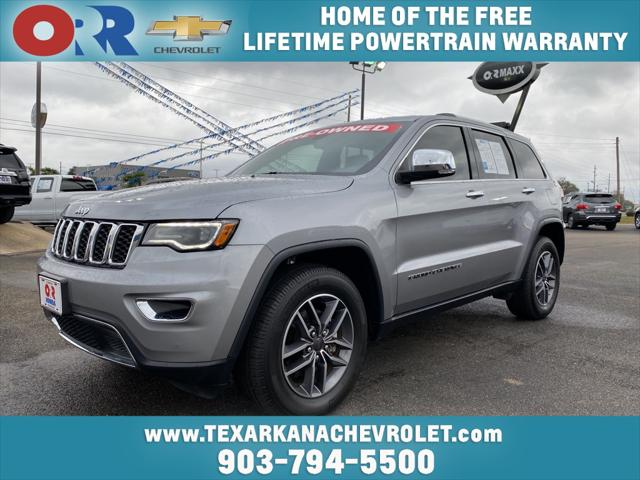 2019 Jeep Grand Cherokee Limited [0]