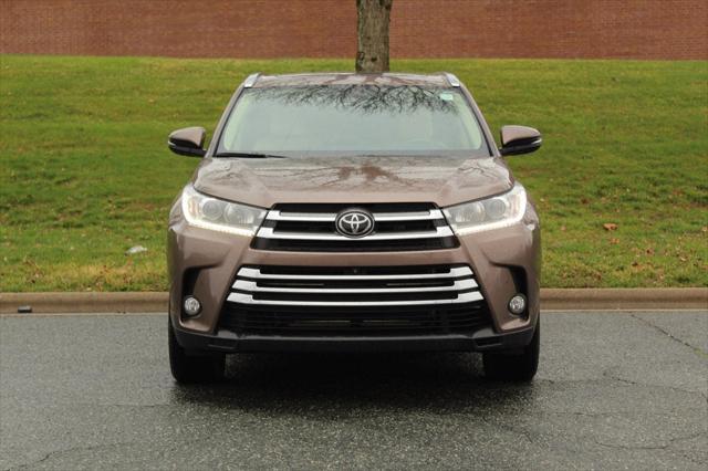 2018 Toyota Highlander Limited Platinum for sale in Charlotte, NC