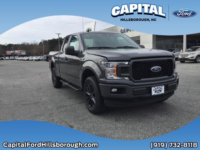 Lead Foot 2020 Ford F-150 XL Extended Cab Pickup Lexington NC