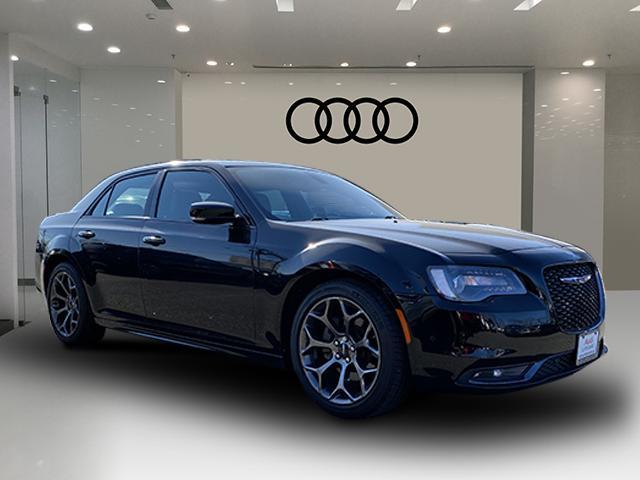 Gloss Black 2015 Chrysler 300 300S 4dr Car
