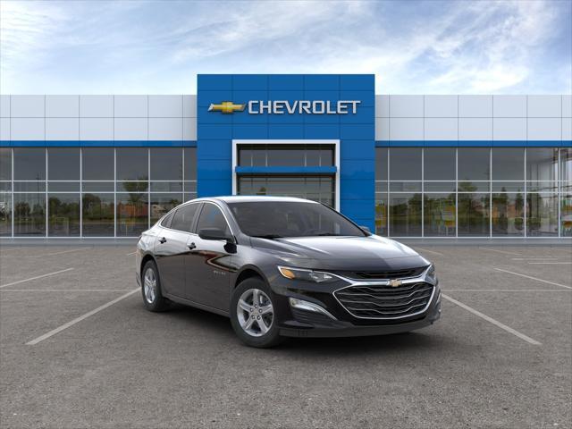 Black Metallic 2020 Chevrolet Malibu LS 4dr Car Huntington NY
