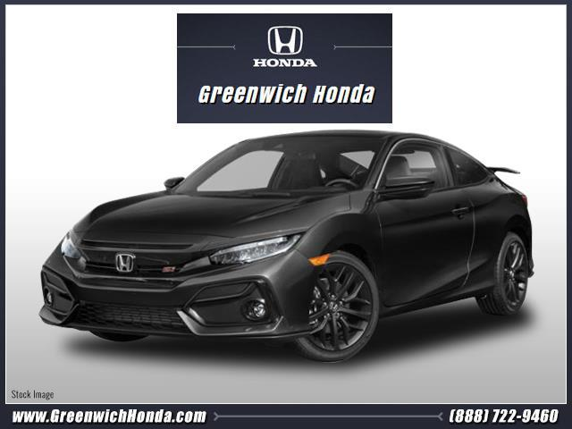 2020 Honda Civic Si Coupe Manual w/Summer Tires