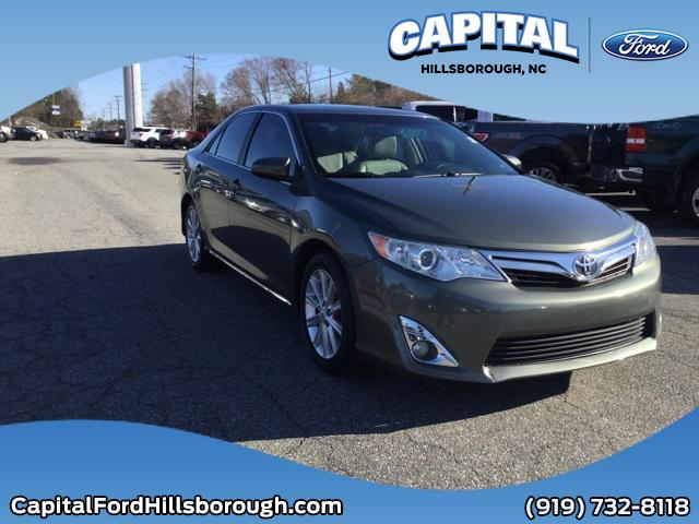 Cypress Pearl 2012 Toyota Camry XLE 4dr Car Mooresville NC
