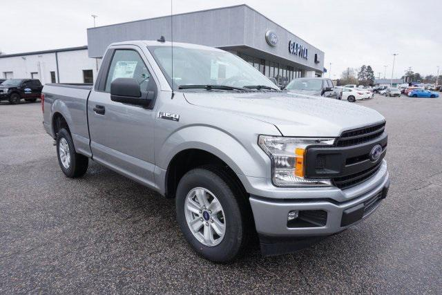 Iconic Silver Metallic 2020 Ford F-150 XL Pickup Rocky Mount NC
