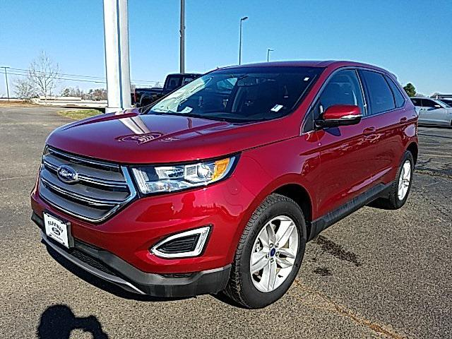 2017 Ford Edge SEL 4D Sport Utility Lexington NC