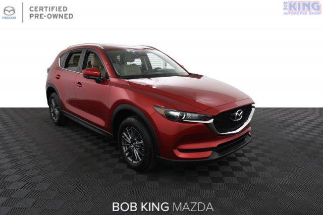 2017 Mazda MAZDA CX-5 TOURING SUV Slide