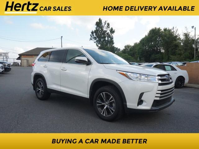 2019 Toyota Highlander LE for sale in Charlotte, NC
