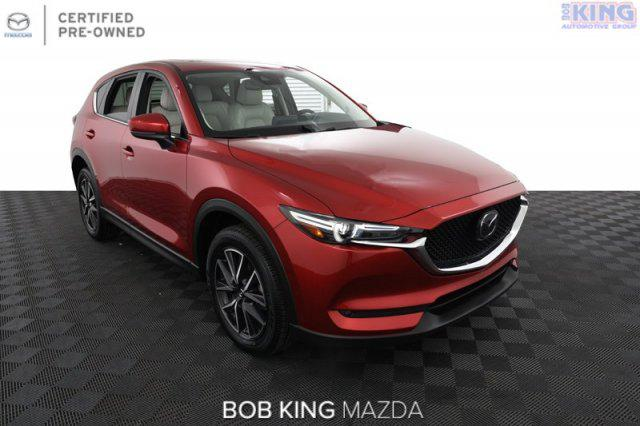 2017 Mazda MAZDA CX-5 GRAND TOURING SUV Slide