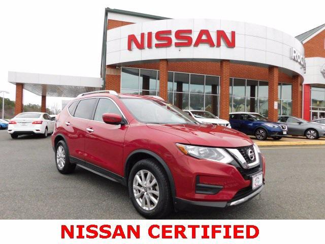 2017 Nissan Rogue SV for sale in Stafford, VA