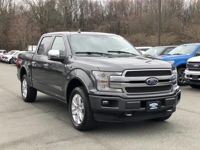 2018 Ford F-150  4D SuperCrew Slide