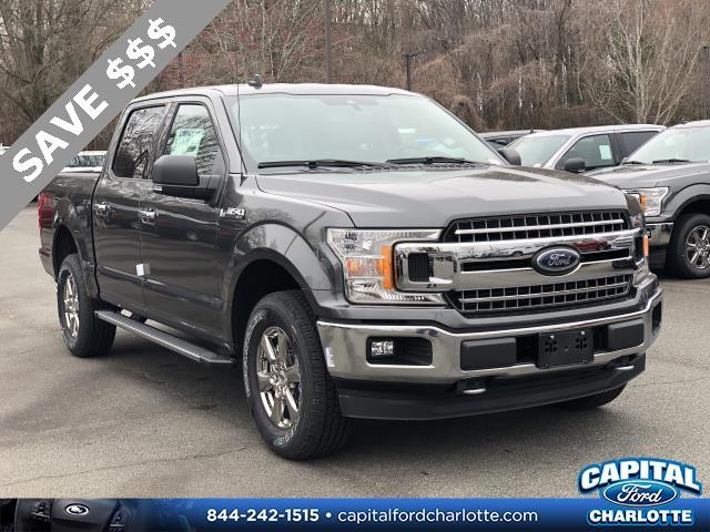 Magnetic Metallic 2020 Ford F-150 XLT 4D SuperCrew Charlotte NC
