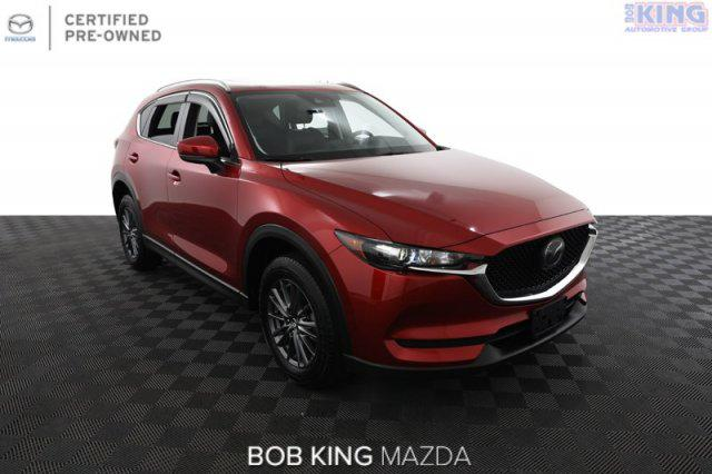 2019 Mazda MAZDA CX-5 TOURING SUV Slide