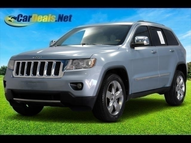 Used JEEP GRAND-CHEROKEE 2013 CARDEALS.NET PLANO OVERLAND