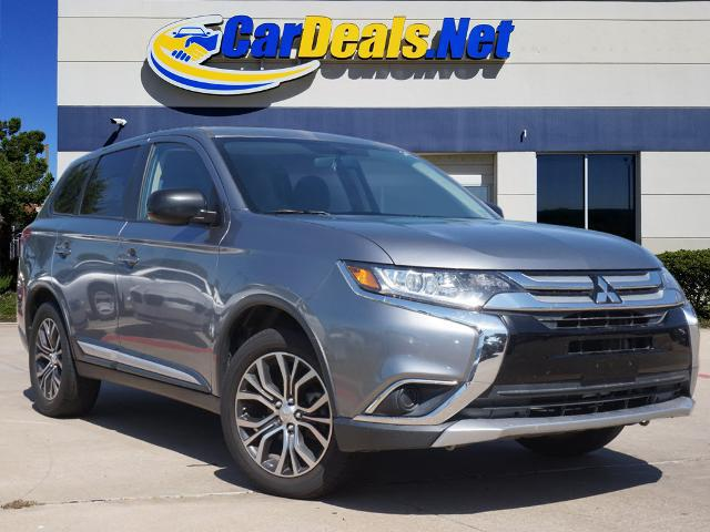 Used MITSUBISHI OUTLANDER 2016 CARDEALS.NET-PLANO SE