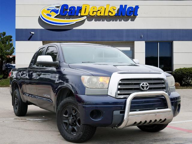 Used TOYOTA TUNDRA 2007 CARDEALS.NET PLANO DOUBLE CAB LIMITED