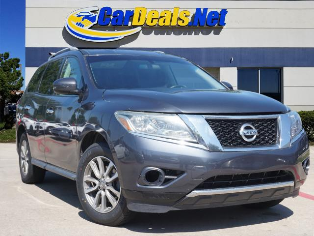 Used NISSAN PATHFINDER 2013 CARDEALS.NET PLANO S