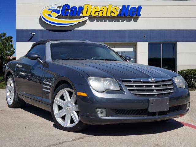 Used CHRYSLER CROSSFIRE 2006 CARDEALS.NET PLANO LIMITED