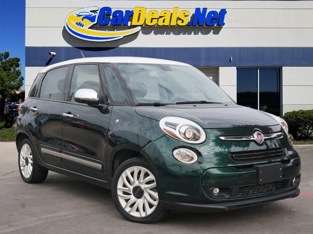 Used FIAT 500L 2015 CARDEALS.NET PLANO LOUNGE