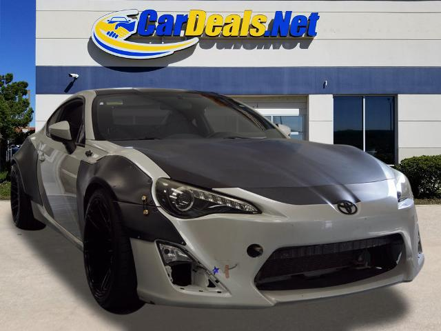 Used SCION FR-S 2013 CARDEALS.NET PLANO 10 SERIES