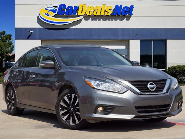 Used NISSAN ALTIMA 2018 CARDEALS.NET PLANO 2.5 SL