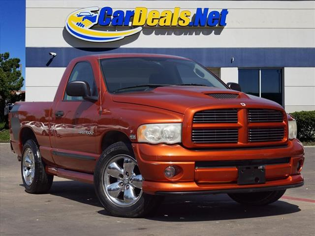 Used DODGE RAM-1500 2005 CARDEALS.NET PLANO ST