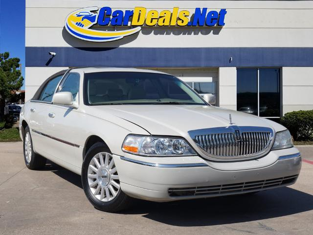Used LINCOLN TOWN-CAR 2006 CARDEALS.NET PLANO DESIGNER
