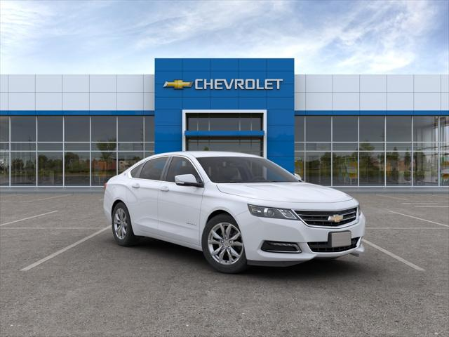 Summit White 2020 Chevrolet Impala LT 4dr Car Huntington NY