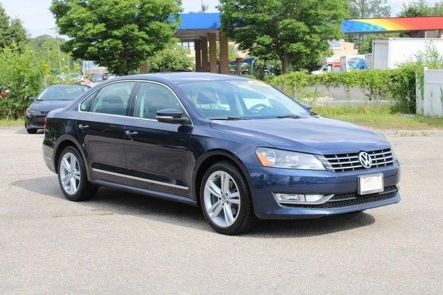 2013 Volkswagen Passat TDI SEL Premium for sale in Hanover, MD