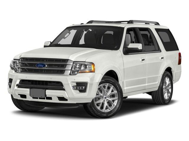 White Gold 2017 Ford Expedition LIMITED SUV Wilmington NC