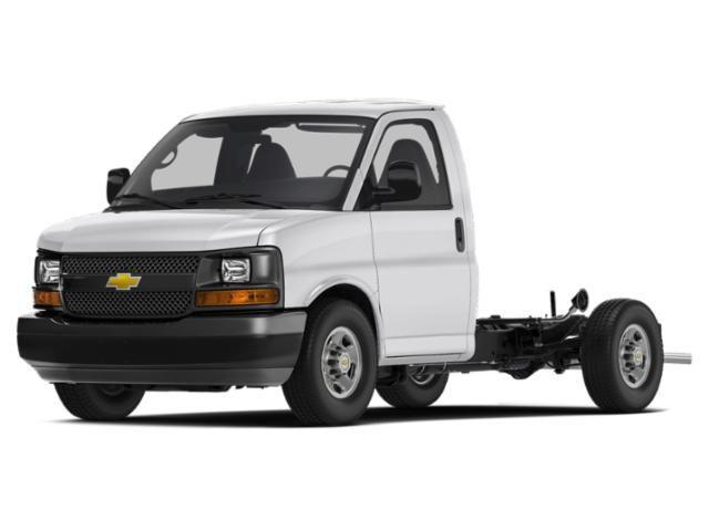 2020 Chevrolet Express Commercial Cutaway Work Van