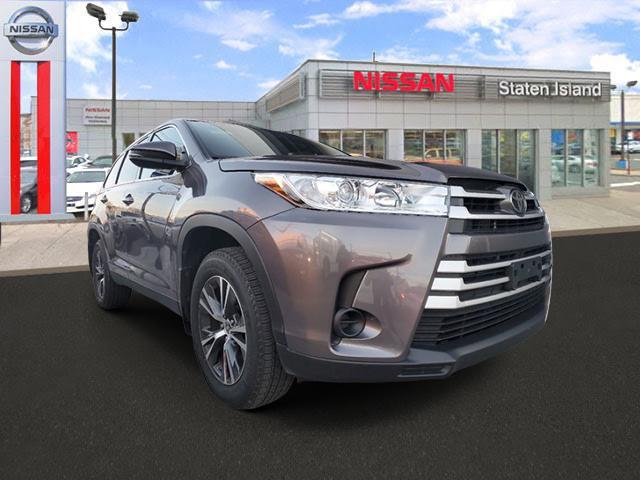 2019 Toyota Highlander LE [9]