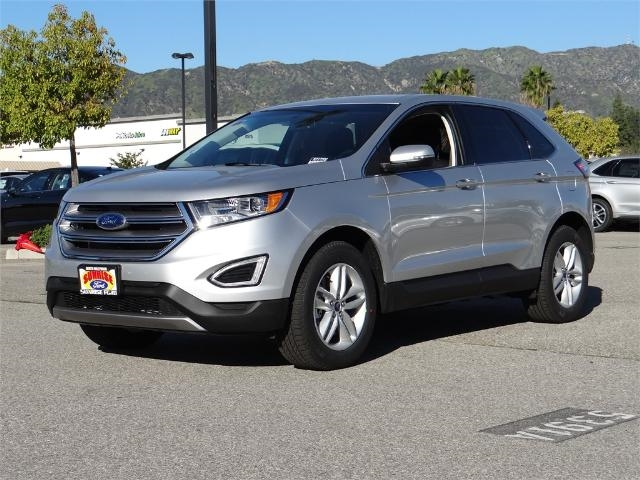 New  Ford Edge Sel Awd Suv