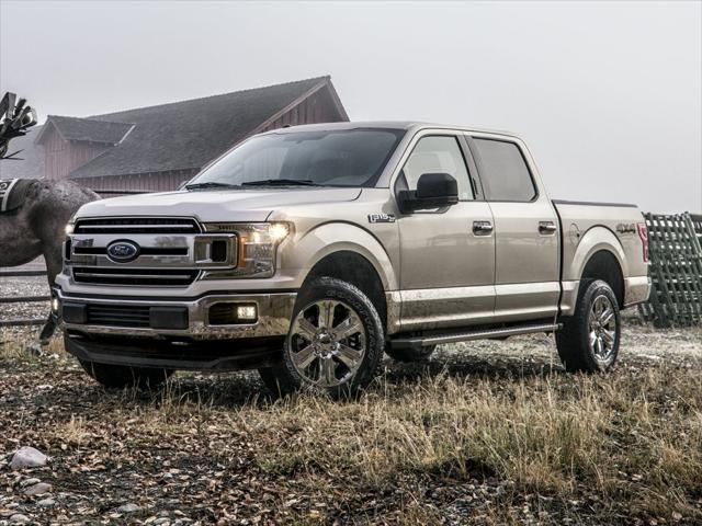 Iconic Silver Metallic 2020 Ford F-150 XLT Crew Pickup Rocky Mount NC